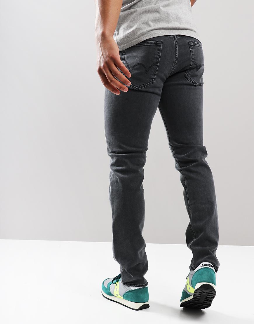 1ebbd52a9eea EDWIN ED-80 Bristol Slim Tapred Jeans CS Power Black